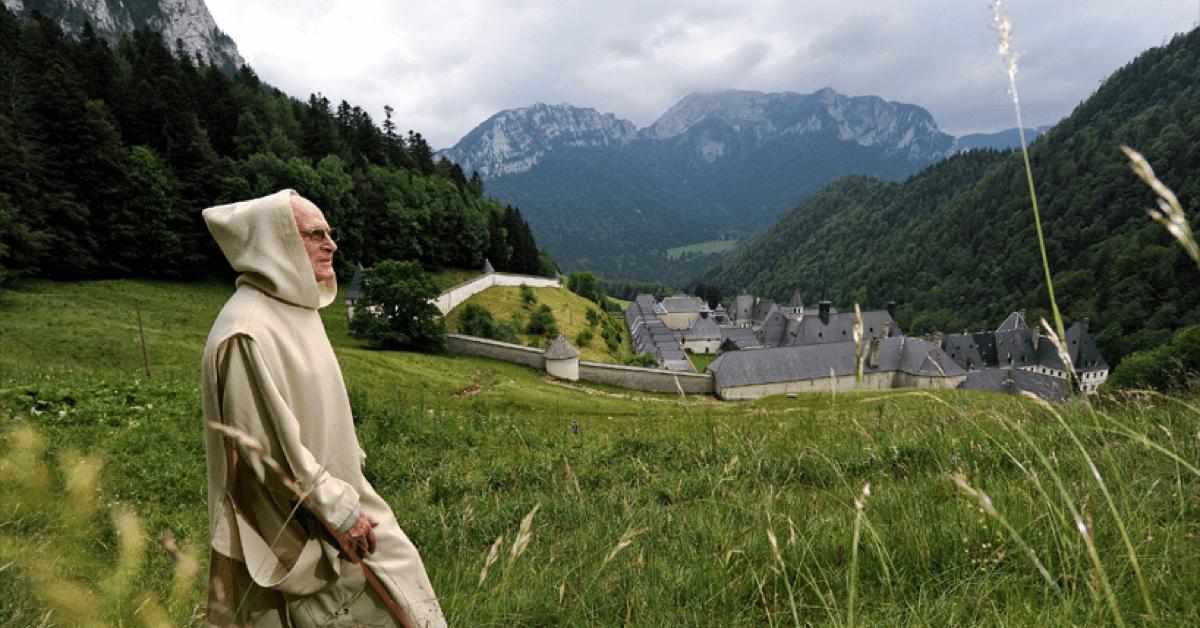 Les moines du monastère de la Grande Chartreuse sont les seuls détenteurs des secrets de fabrication de leurs produits monastiques
