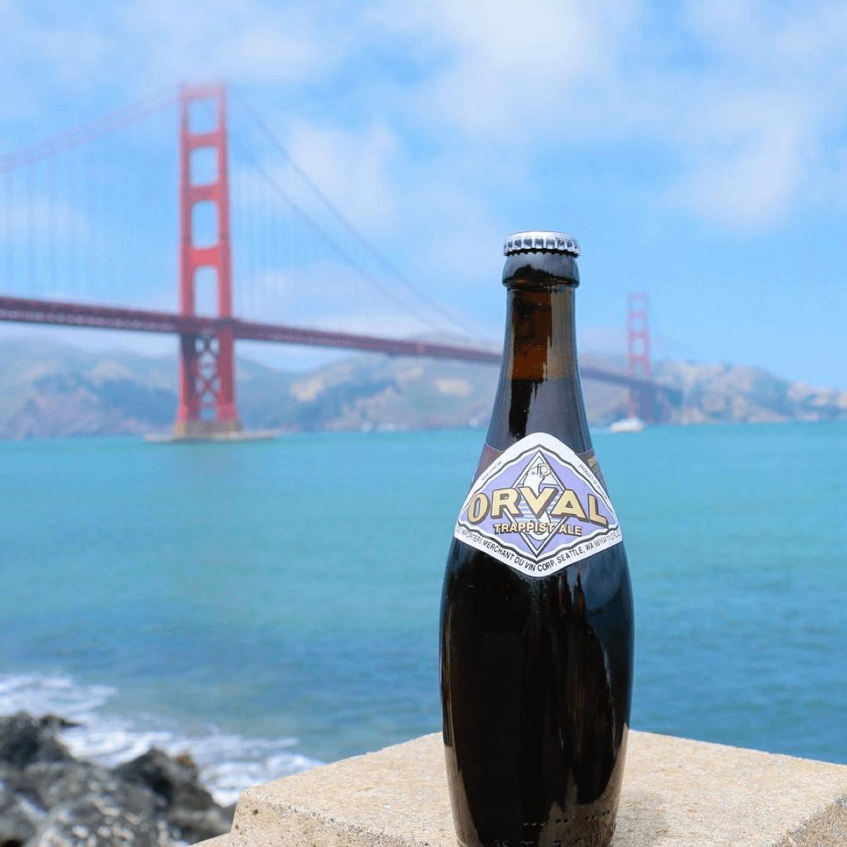 Aujourd'hui, la bière Orval est célèbre dans le monde entier, et rivalise avec les plus grandes bières