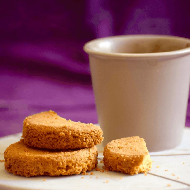 Biscuits nutripalets - Abbaye Notre-Dame de Sept-Fons - Divine Box