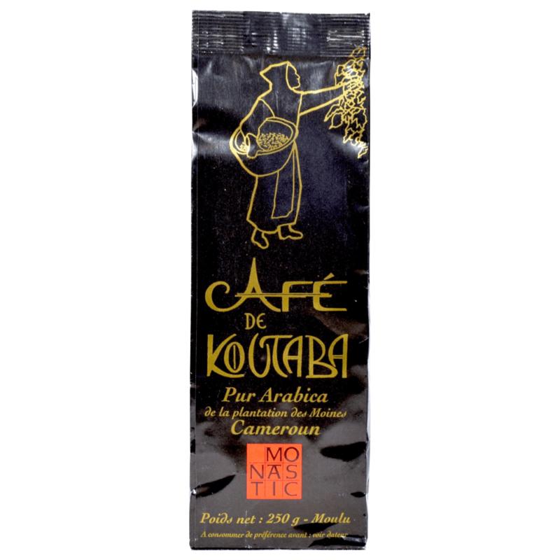 Café de Koutaba – Abbaye Notre-Dame de Koutaba - Divine Box