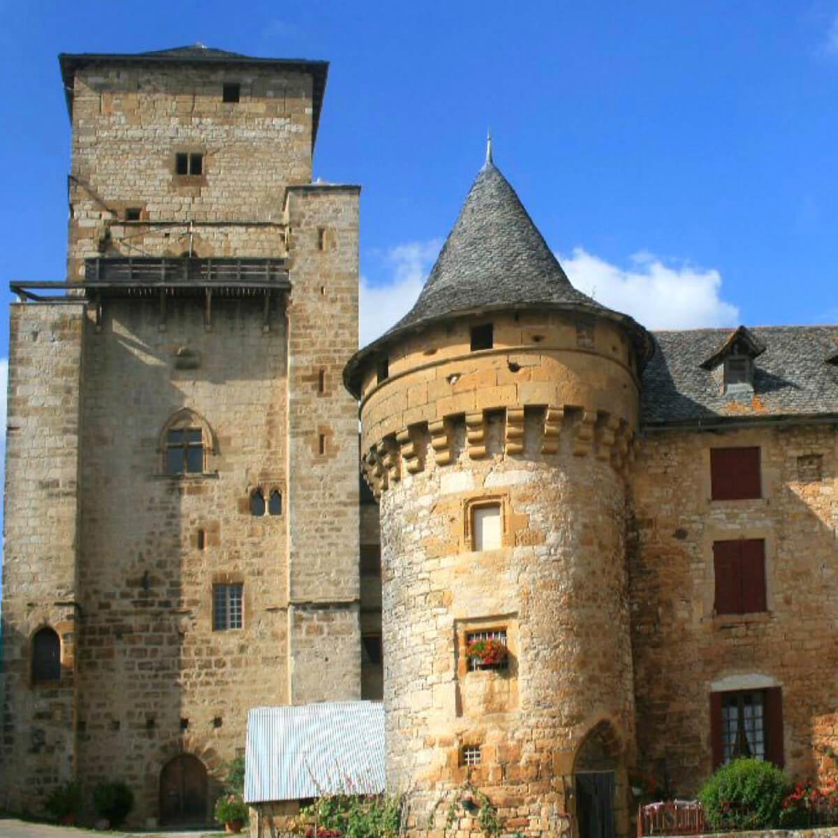 Château de Galinières - Abbaye de Bonneval - Divine Box