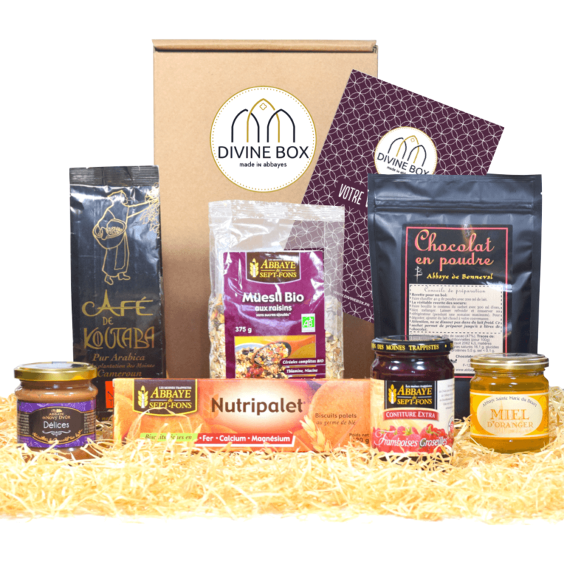 Divine Box – thème « Petit-Déjeuner »
