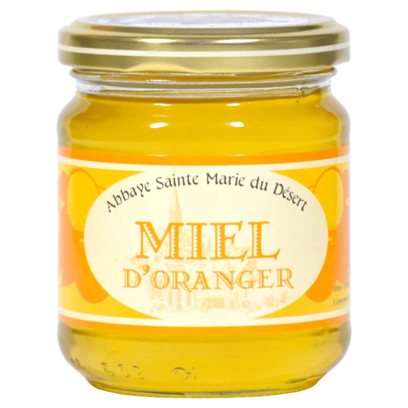 Miel d'oranger – Abbaye Sainte-Marie du Désert - Divine Box