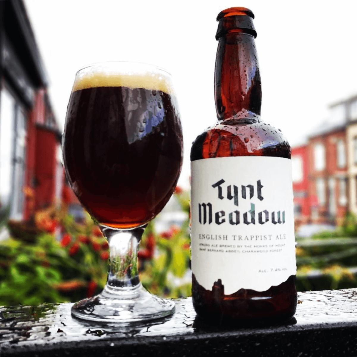 La Tynt Meadow est la première et unique bière trappiste 100% anglaise