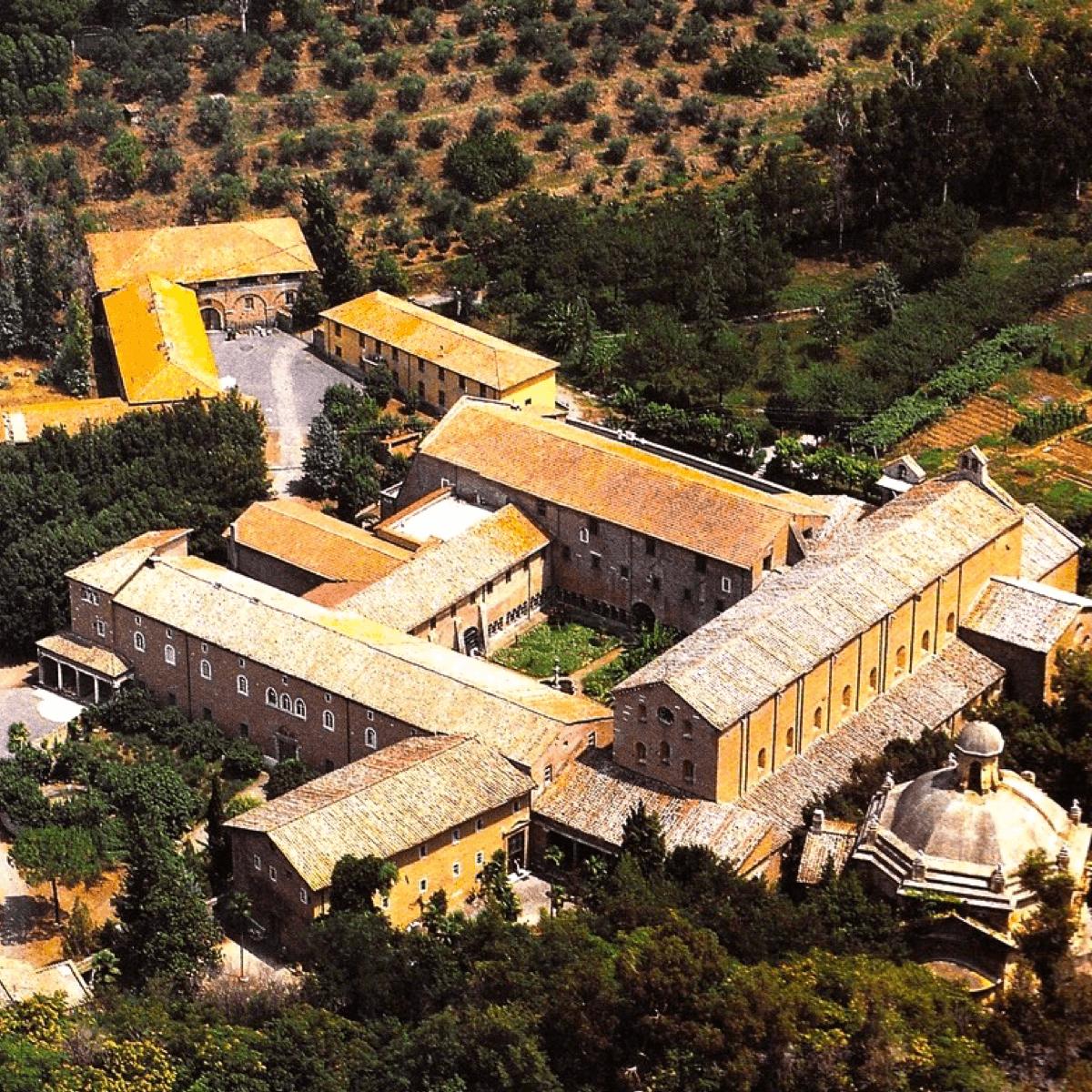 L'abbaye qui produit la bière Tre Fontane est située au cœur de Rome - Divine Box