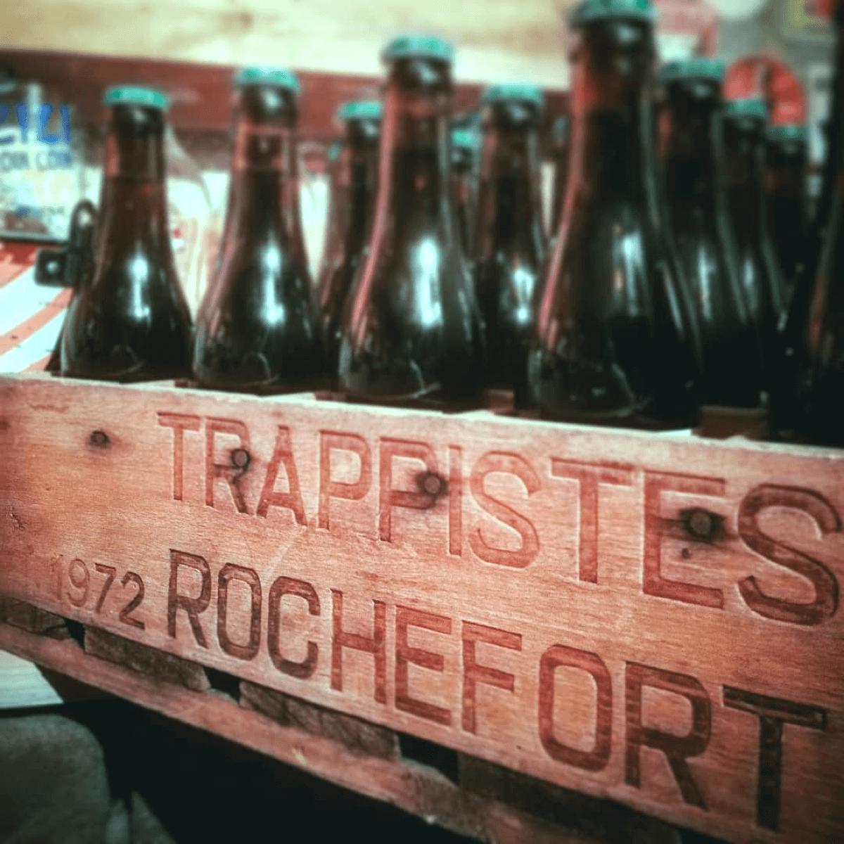 La Rochefort 8 se bonifie avec le temps, on peut donc la conserver dans sa cave