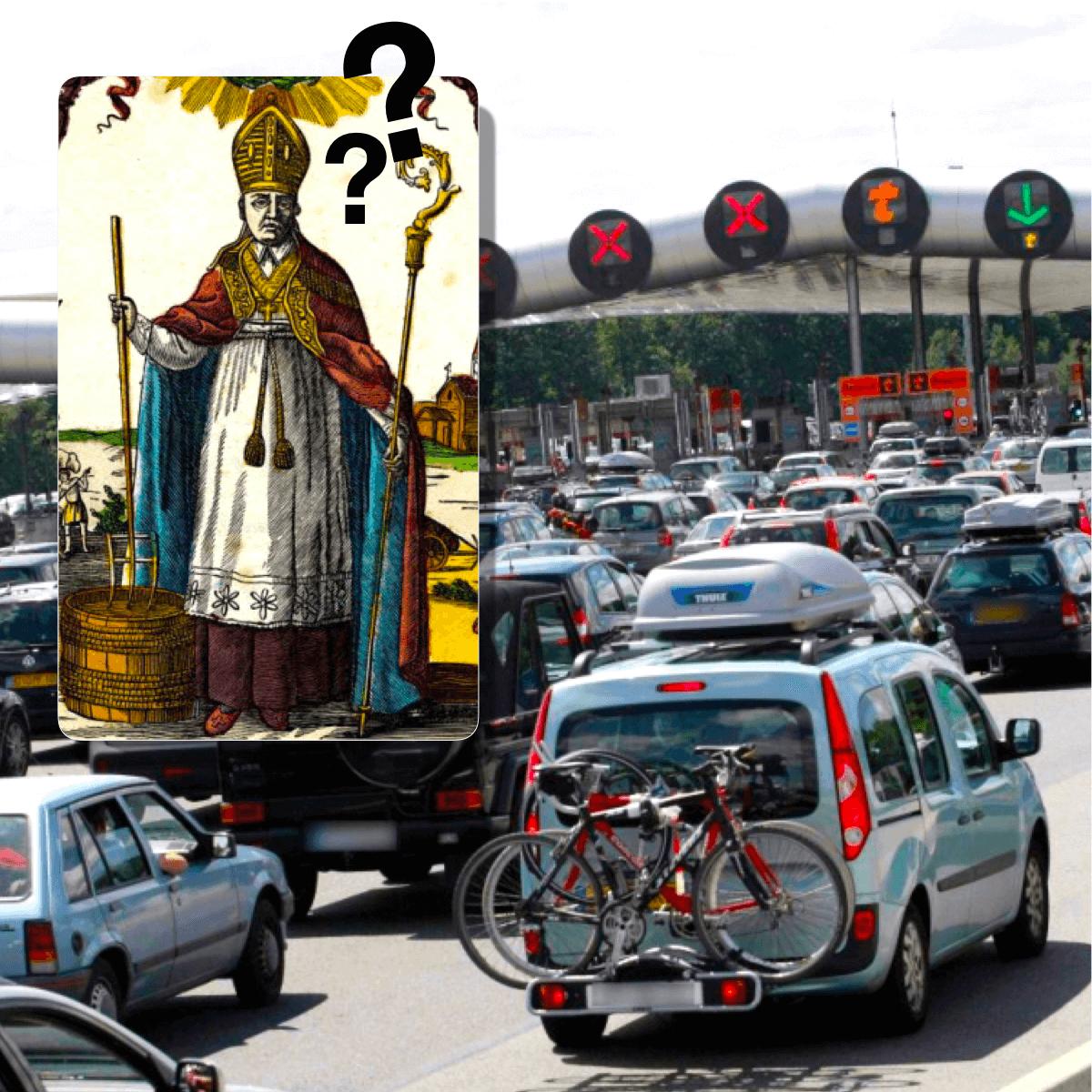Eh non ! Arnould de Soissons n'est pas lié au fameux péage de la région parisienne - Divine Box