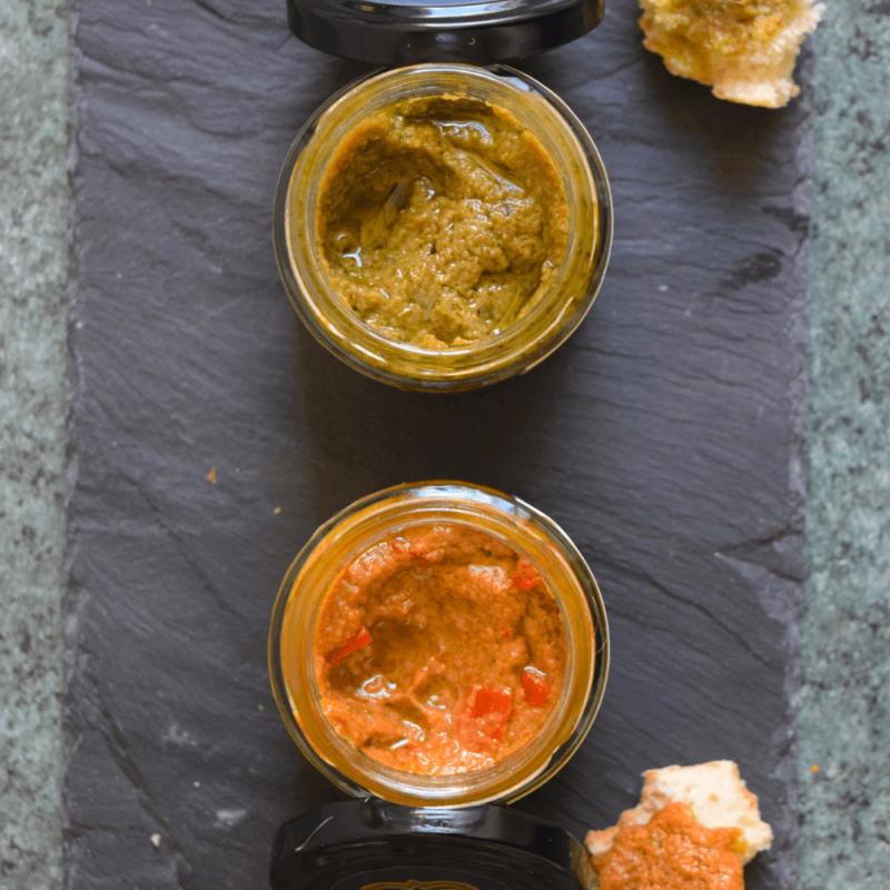 Crème d'olives au céleri et à l'ail - Monastère de Solan - Divine Box