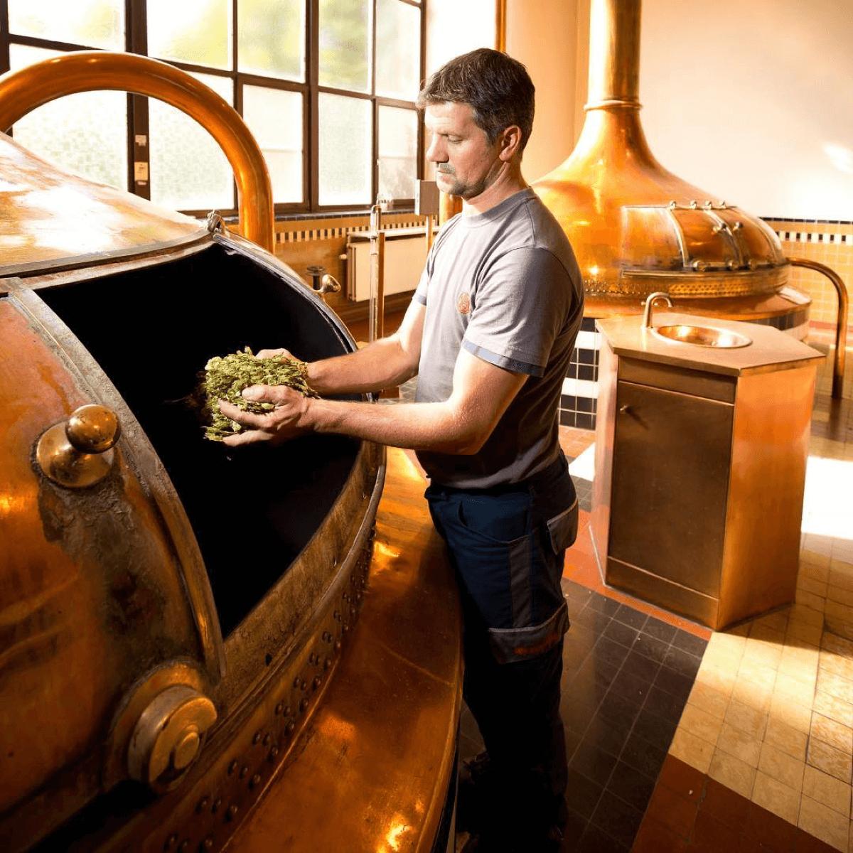La brasserie de Westmalle emploie des laïcs depuis 1950 pour stimuler l'emploi local