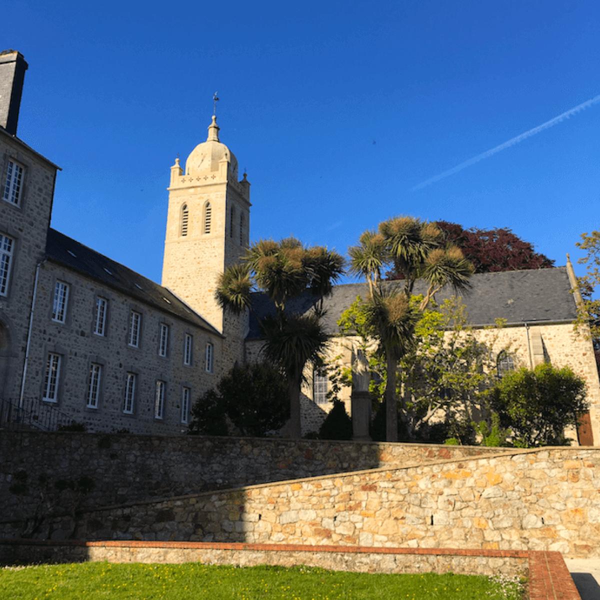 Abbaye Notre-Dame-de-Grâce de Bricquebec - Divine Box - 2