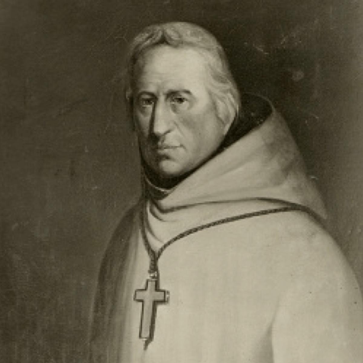 Père Onfroy - Abbaye Notre-Dame-de-Grâce de Bricquebec - Divine Box
