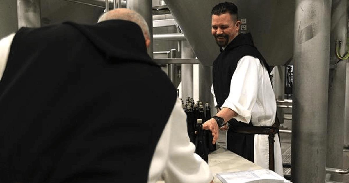 Les bières de l'abbaye de Spencer sont brassées par les moines eux-mêmes