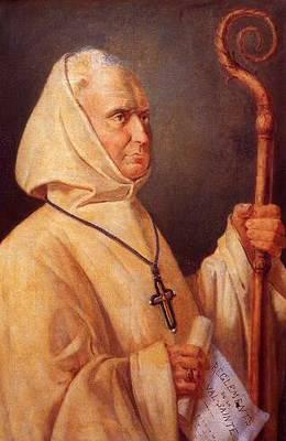 C'est Dom Augustin de Lestrange qui est (indirectement) le fondateur de l'abbaye de Blauvac