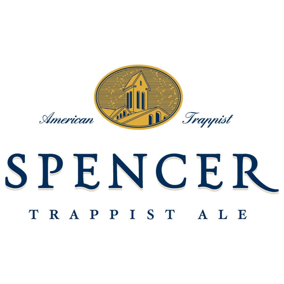 Ci dessus, le logo des bières de l'abbaye de Spencer