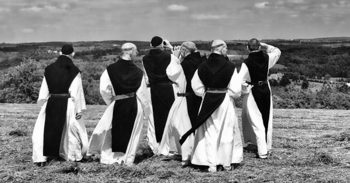 Les moines trappistes de l'abbaye Saint-Joseph de Spencer se sont installés en 1950 dans le Massachusetts