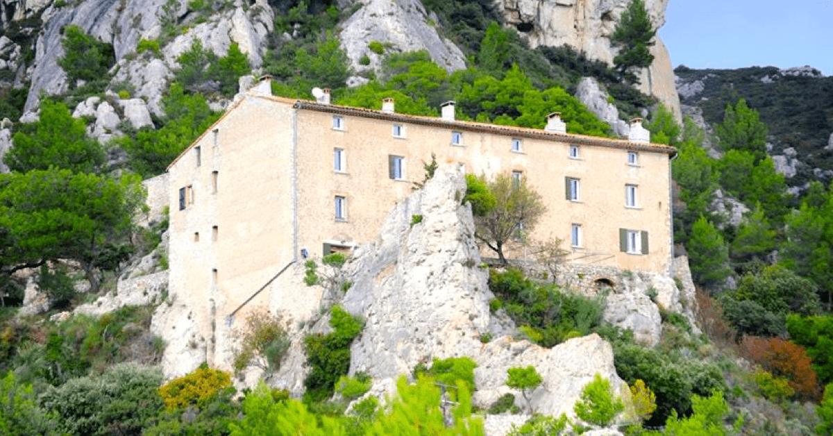 Le monastère Notre-Dame des Anges, dans le Piémont, en Italie