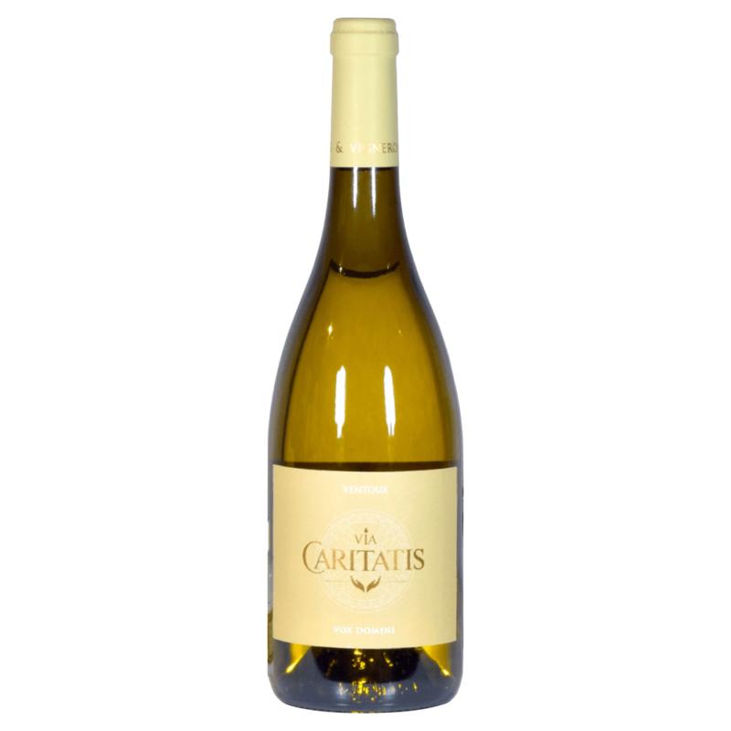 Vin blanc Vox Caritatis – Abbaye Sainte-Madeleine du Barroux - Divine Box