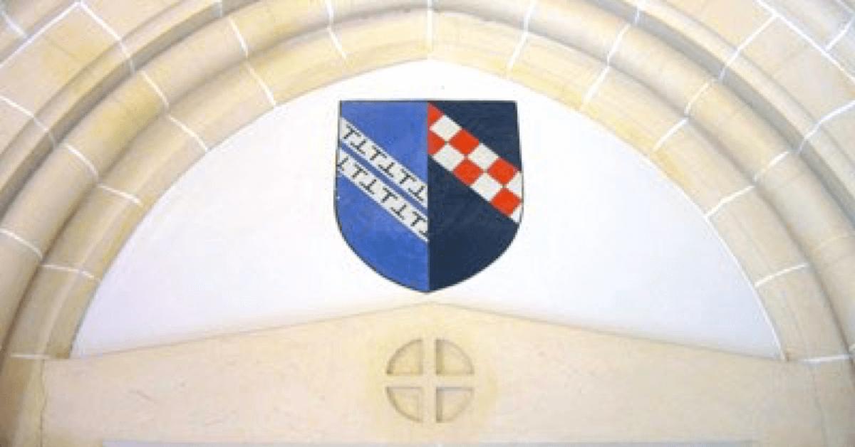 Blason Saint Bernard de Clairvaux - Divine Box