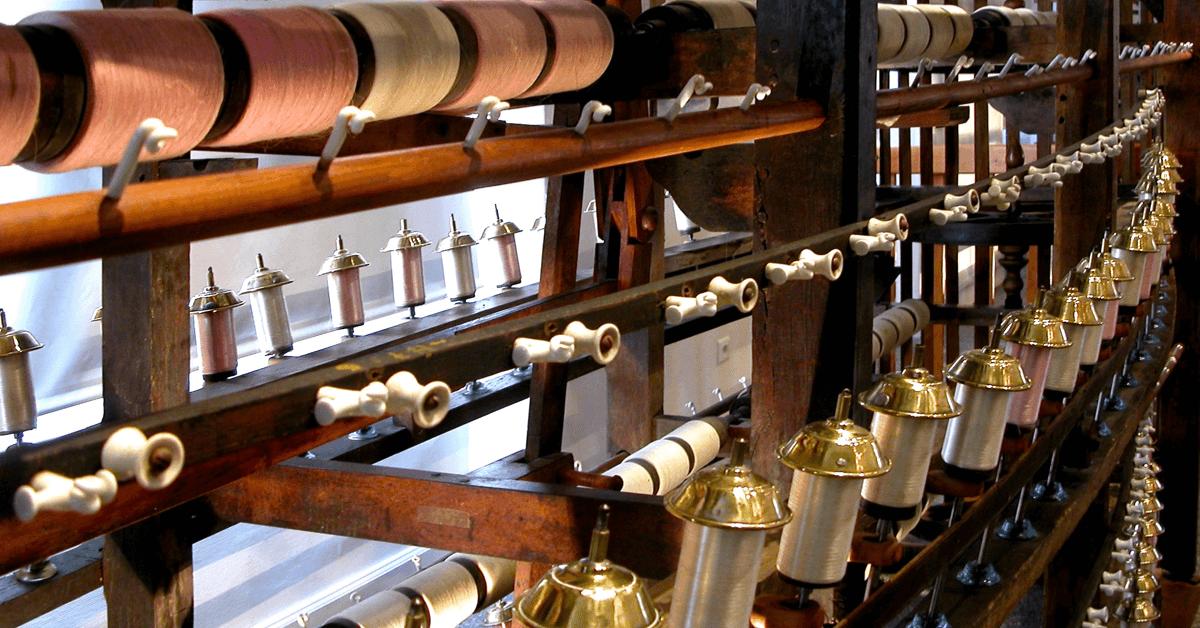 Le musée de la soie à Taulignan permet de revivre l'activité des soeurs du monastère de Taulignan au XIXe siècle