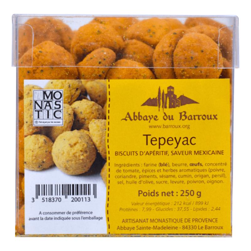 Biscuits Tepeyac - Abbaye du Barroux Divine Box