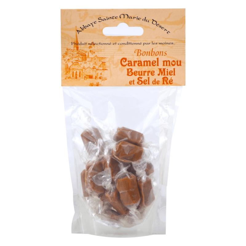 Caramels au beurre salé - Abbaye Sainte-Marie du Désert - Divine Box