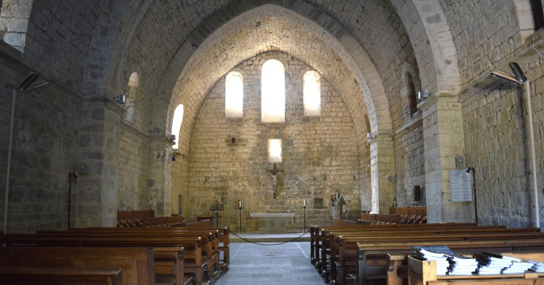 Eglise abbaye de Rieunette