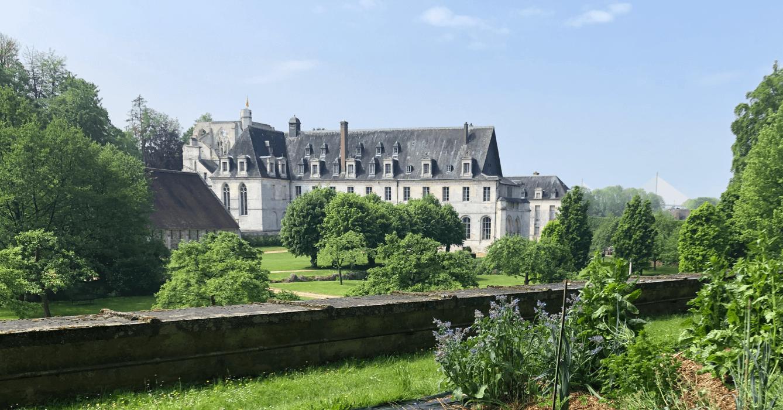 Abbaye de Saint-Wandrille
