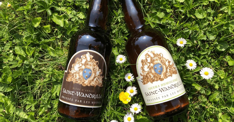Depuis 2018, une bière blanche d'été, la « Sicera Humolone », vient compléter les bières de Saint-Wandrille