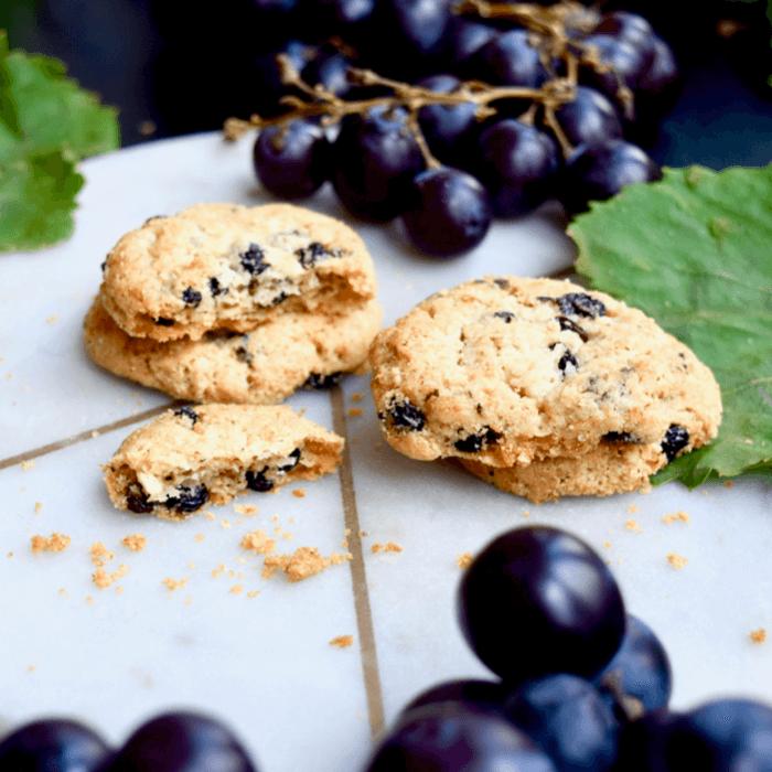 Cookies Raisins-Noix de Coco - Monastère de Thiais - Divine Box