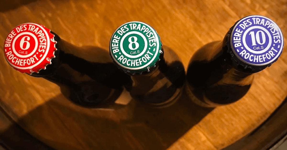 C'est le degré Baumé qui est à l'origine des numéros que porte les bières de l'abbaye de Rochefort