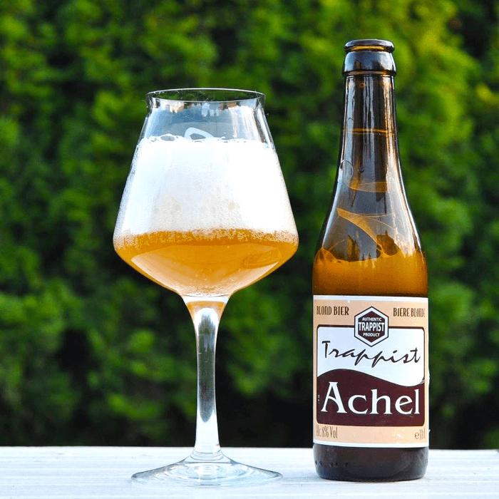 Achel Blond - Abbaye d'Achel - Divine Box