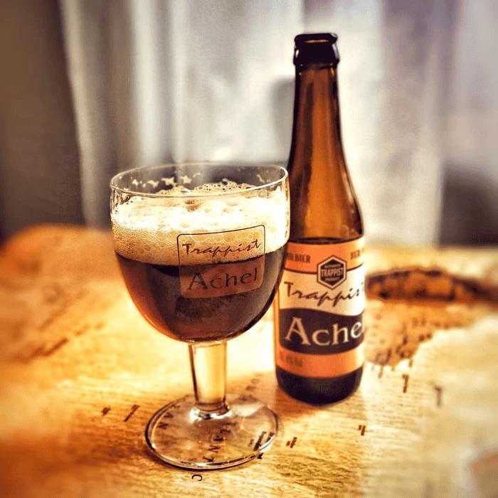Achel Bruin - Abbaye d'Achel - Divine Box