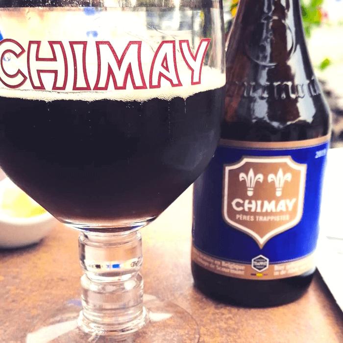 Chimay Bleue - Abbaye de Scourmont (Chimay) - Divine Box