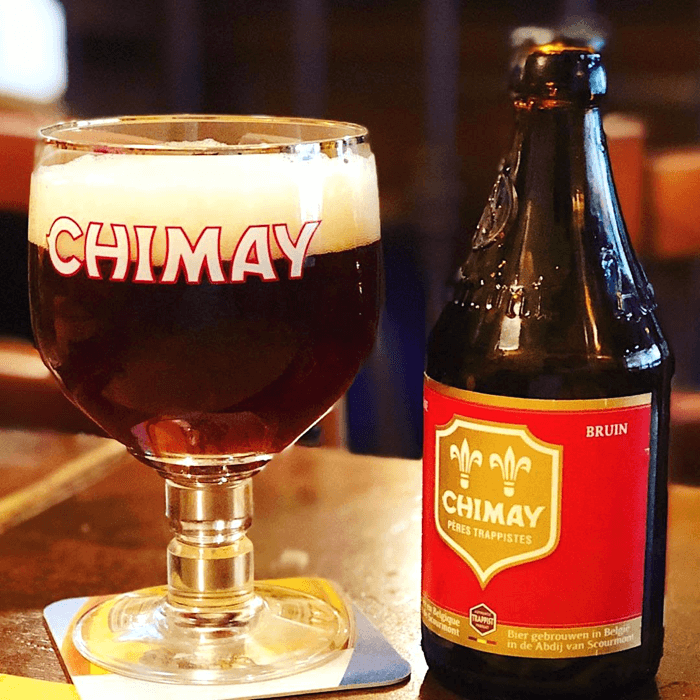 Chimay Rouge - Abbaye de Scourmont (Chimay) - Divine Box