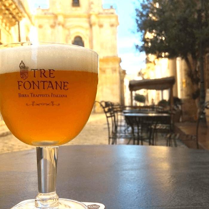 Tre Fontane - Abbaye de Tre Fontane - Divine Box