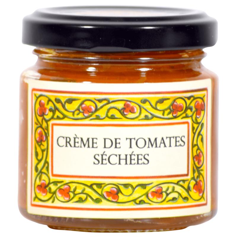 Crème de tomates séchées - Monastère de Solan - Divine Box