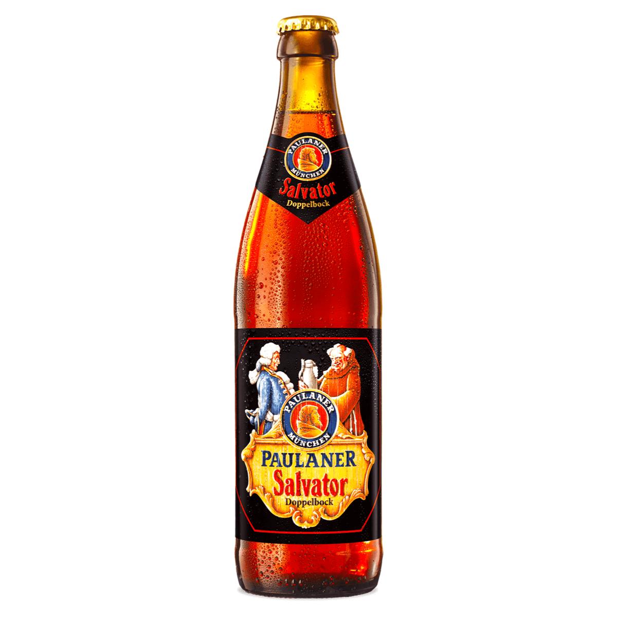 La bière Paulaner est celle brassée par les frères du monastère de Neudeck ob der Au dès le XVIIe siècle. Celui-ci a fermé mais la bière existe toujours. - paulaner.com