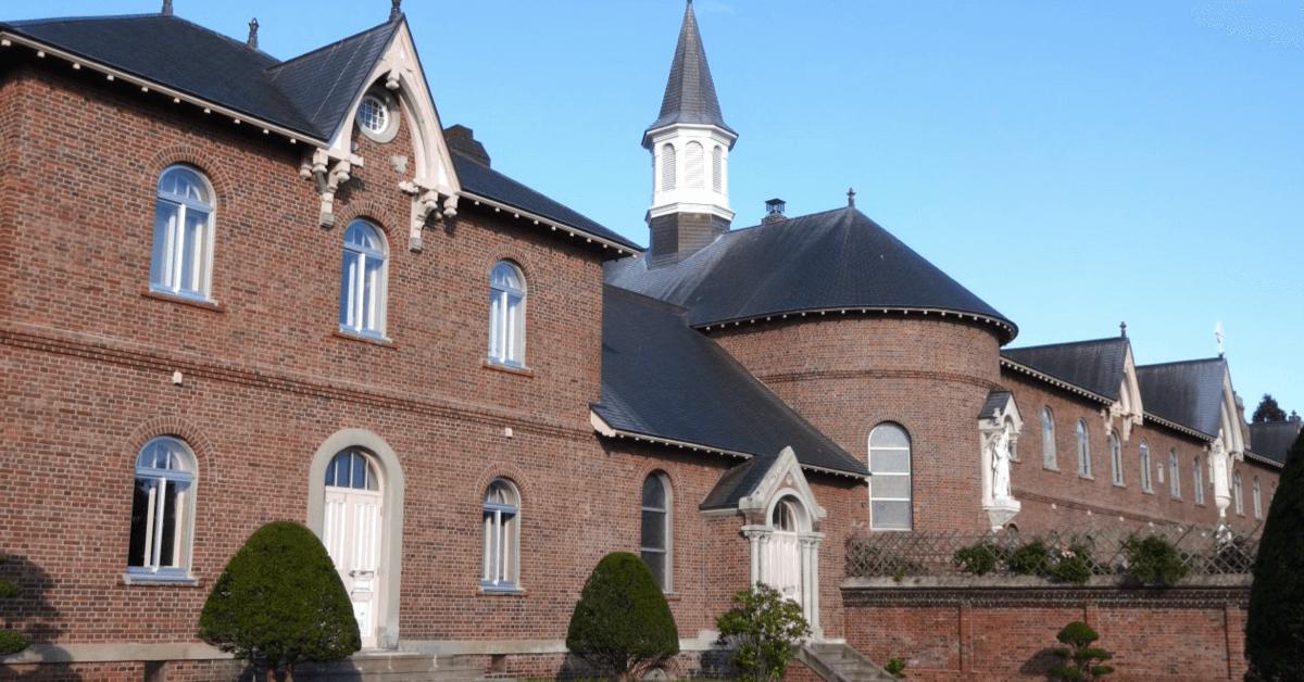 Eglise de l'abbaye de Scourmont - Divine Box
