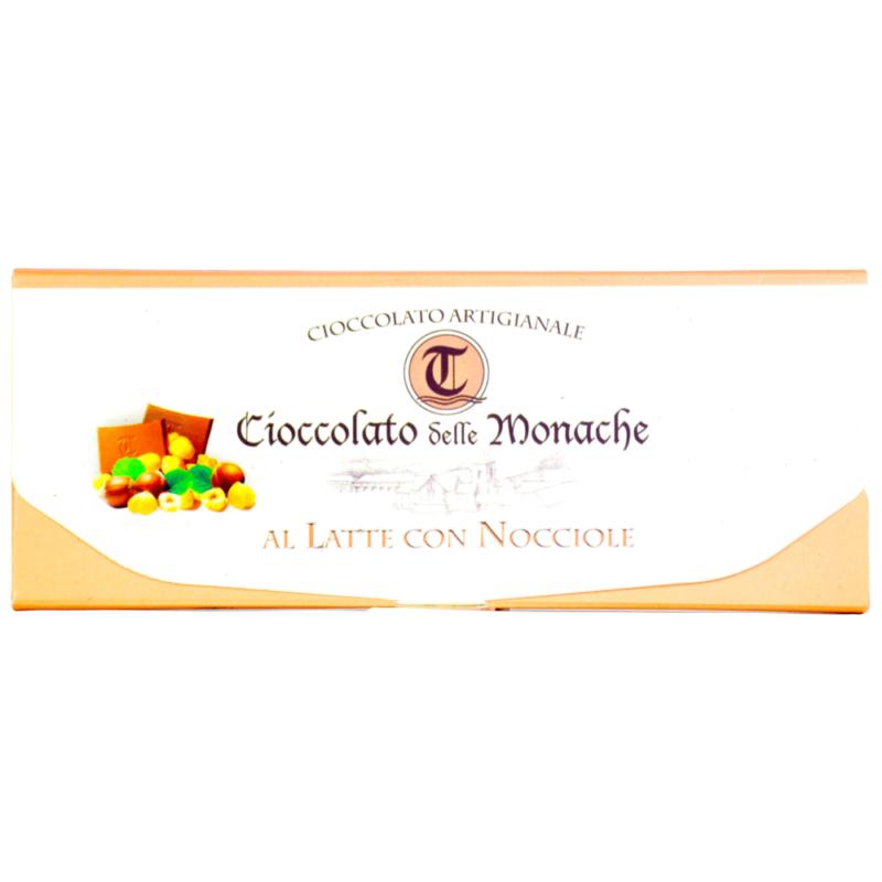 Chocolat au Lait et aux Noisettes – Abbaye Notre-Dame de la Moldau - Divine Box
