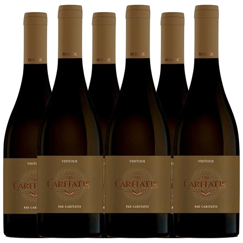 Opération vin abbaye du Barroux & Divine Box - Pax rouge