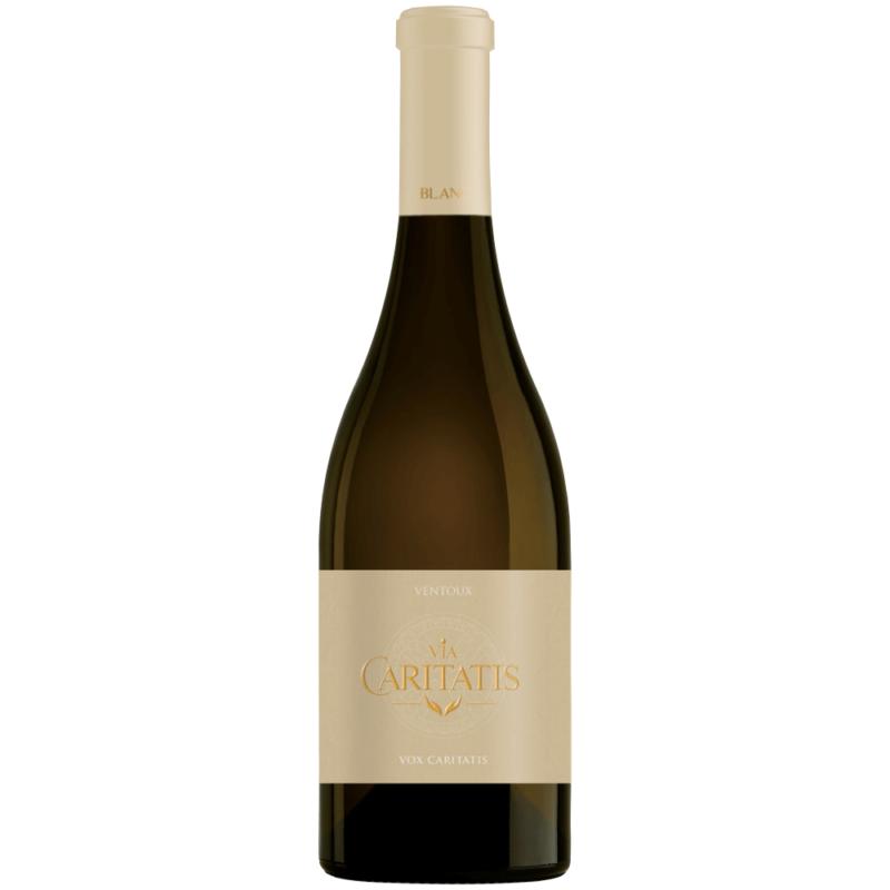 "Vin Blanc ""Vox Caritatis"" - Abbaye Sainte Madeleine du Barroux - Divine Box"