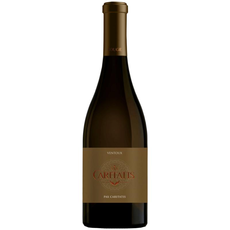 "Vin Rouge ""Pax Caritatis"" - Abbaye Sainte Madeleine du Barroux - Divine Box"
