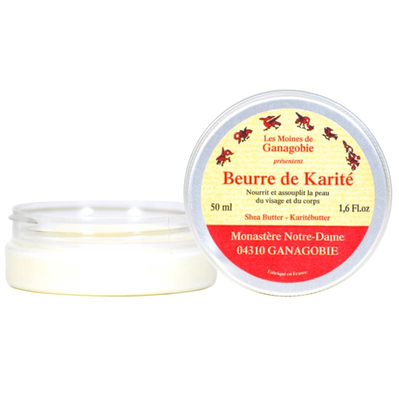 Beurre de Karité – Monastère Notre-Dame de Ganagobie - Divine Box