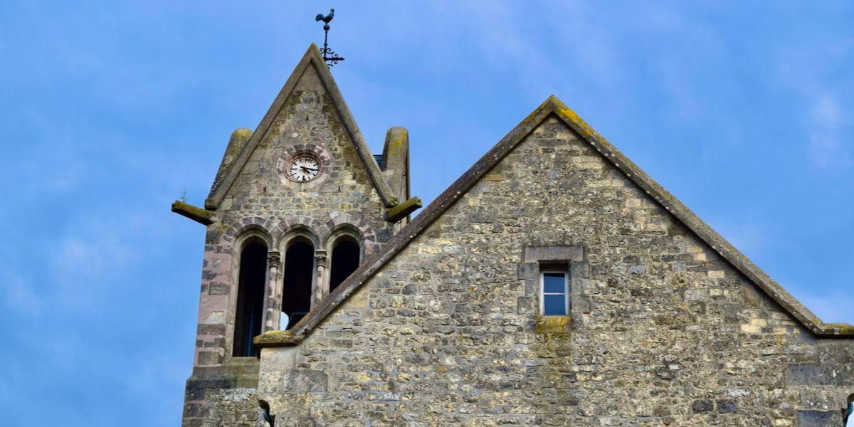 Clocher abbaye du Val d'Igny - Divine Box