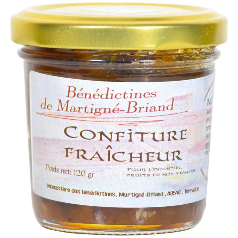 Confiture Fraîcheur - Martigné Briand - Divine Box