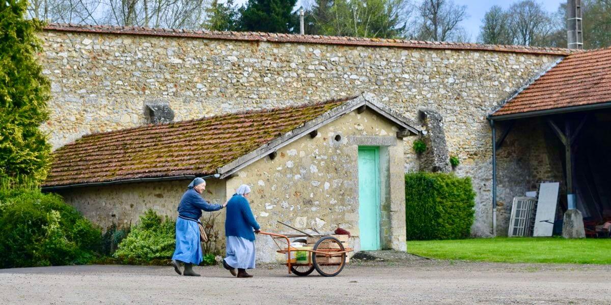 Soeurs de l'abbaye du val d'Igny - Divine Box
