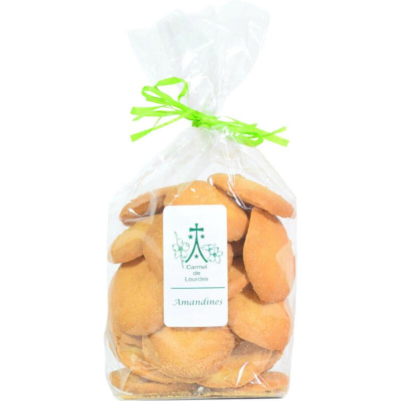 """Biscuits aux amandes """"Amandines"""" - Carmel de Lourdes - Divine Box"""
