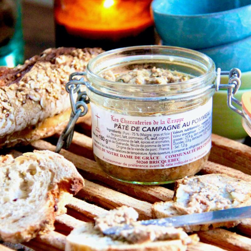 Pâté Pommeau - Abbaye de Bricquebec - Divine Box