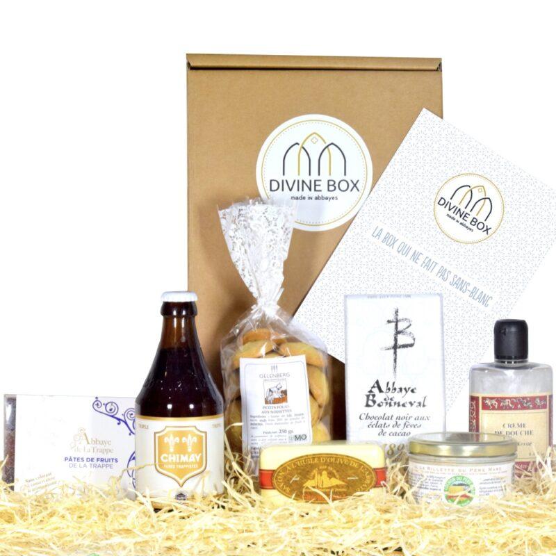 Box des monastères Janvier 2021 - Divine Box