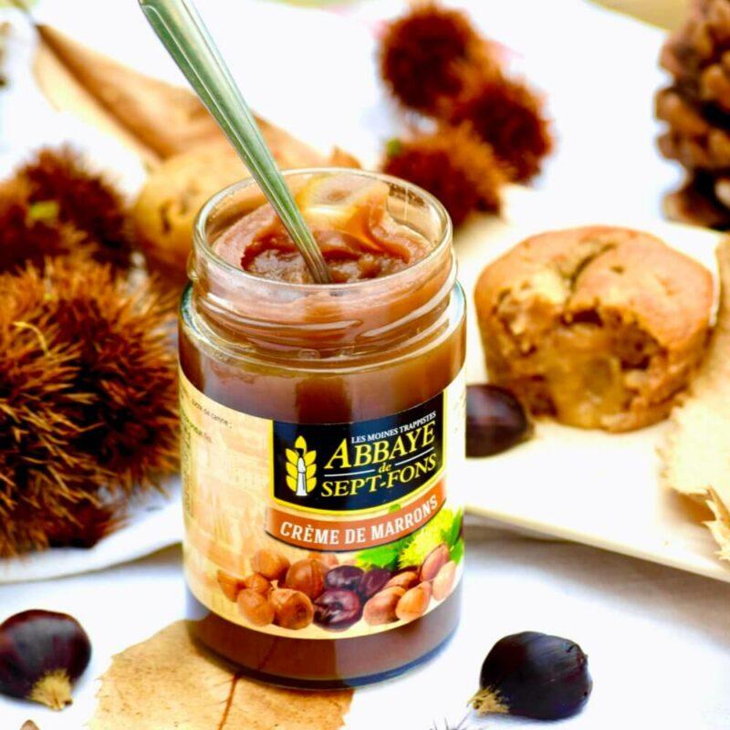 Crème de marrons SCENE - Abbaye Notre-Dame de Sept-Fons